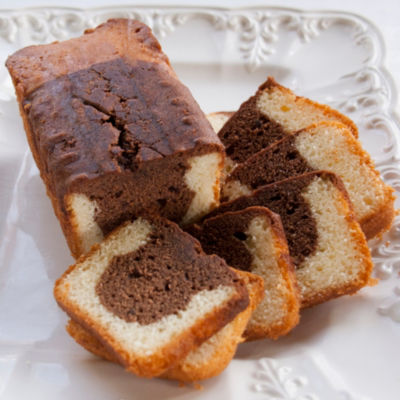 2 Packages of Budín Marmolado by Geordalos - Marbled Cake