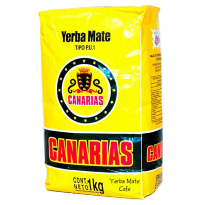 Yerba Mate 'Canarias'