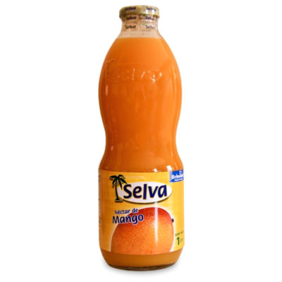 Mango Nectar from Peru (3 Bottles)