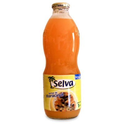 Maracuya Nectar - Passion Fruit Juice from Peru (3 Bottles)