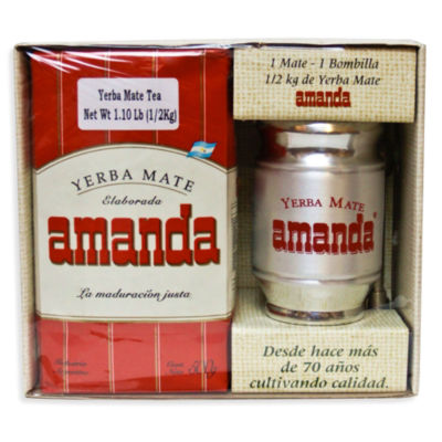Yerba Mate Set from Argentina