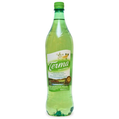 2 Bottles of Terma Con Limón Herbal Drink