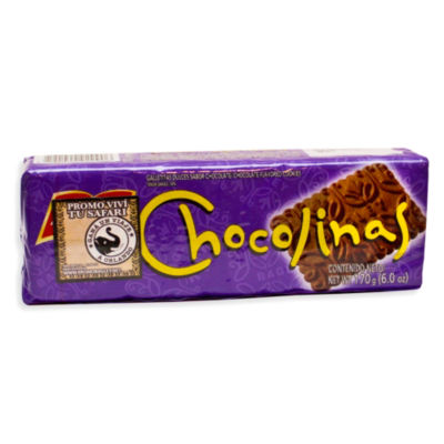 Chocolinas - Chocolate Cookies from Argentina (3 Packages)
