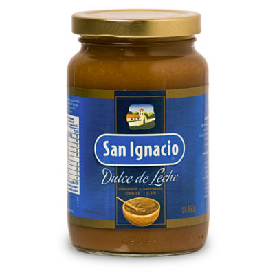 2 Jars of Dulce de Leche by San Ignacio