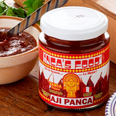 Inca's Food 'Panca' Pepper Paste (4 Jars)
