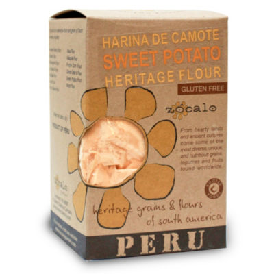 Sweet Potato Flour by Zocalo