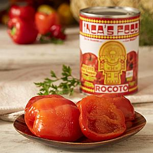Rocoto Hot Peppers by Inca's Food (2 Tins)
