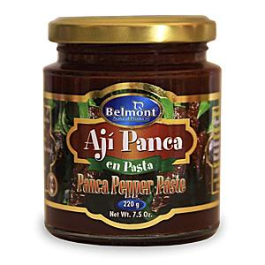 Aji Panca Pepper Paste by Belmont (3 Jars)