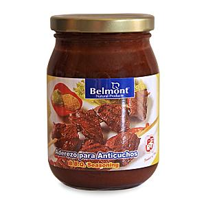 Aderezo Para Anticuchos- Barbecue Marinade by Belmont (2 Jars)
