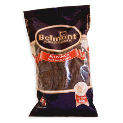 Dried Aji Panca Peppers by Belmont (4 Packages)