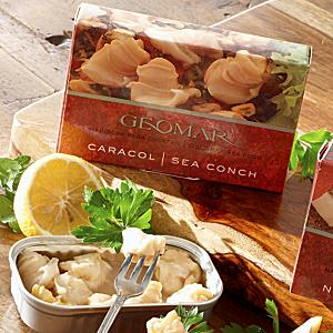 Caracol - Sea Conchs from Chile (2 Tins)