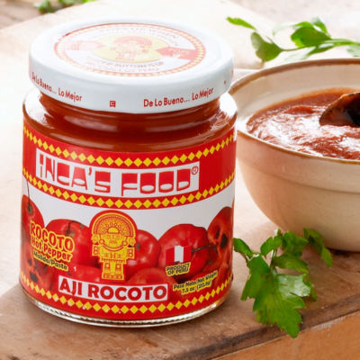 Rocoto Molido Sauce by Inca's Food (2 Jars)