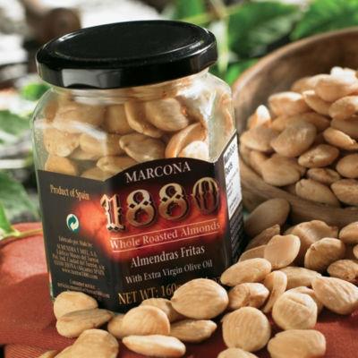 2 Jars of Gourmet Marcona Almonds