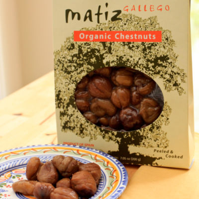 Organic Chestnuts by Matiz