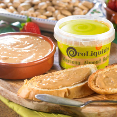 Almond Butter by Oro Liquido (2 Packages)