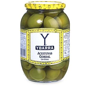 Jumbo Gordal Queen Olives with Pits