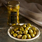 3 Jars of Cracked Olives with Garlic & Herbs by Peregrino