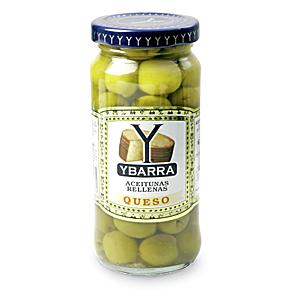 Cheese Stuffed Olives by Ybarra (2 Jars)