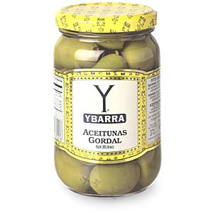 Jumbo Gordal Queen Olives, Pitted (2 Jars)