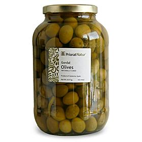 All-Natural Gordal Olives (Extra Large Jar)