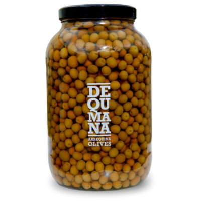 Arbequina Olives  (Extra Large Jar)