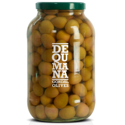 All Natural Gordal Olives (Extra Large Jar)