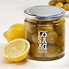 2 Jars of Gordal Olives Stuffed with Lemon Peel
