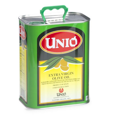 Unió Extra Virgin Olive Oil (3 Liter Tin)