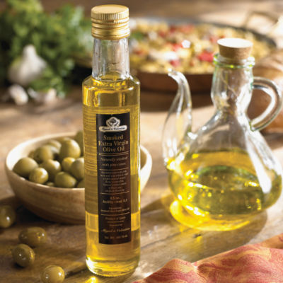 Olive Oil & Vinegar