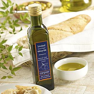 Carpier Smoked Extra Virgin Olive Oil