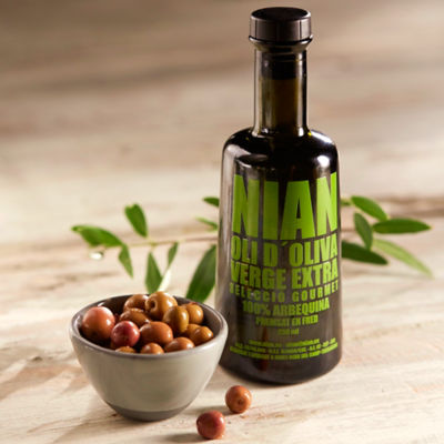Nian Arbequina Extra Virgin Olive Oil