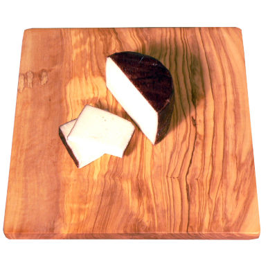 Olive Wood Cheese Board from Spain