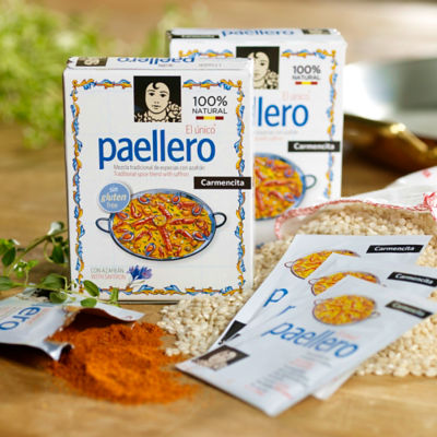 Paellero Paella Seasoning (2 Boxes)