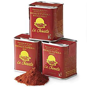 3-Pack of Smoked Pimenton Paprika