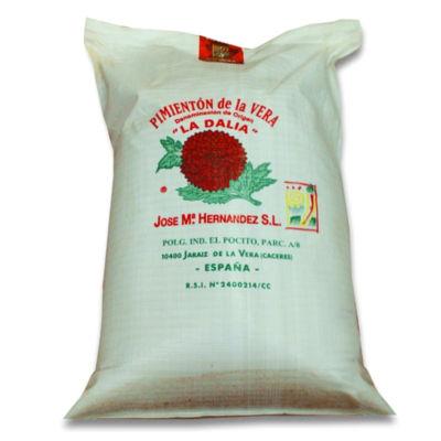 Hot Smoked Paprika by La Dalia (25 Kilos)