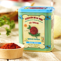 Sweet Smoked Paprika by La Dalia (2 Tins)