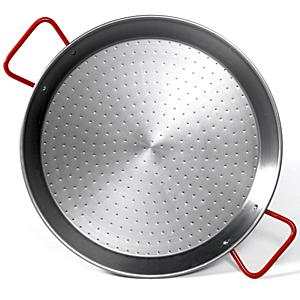 13 Inch Traditional Steel Paella Pan