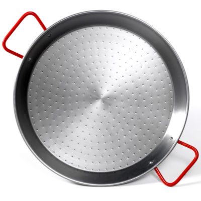 XL - 26 Inch Traditional Steel Paella Pan
