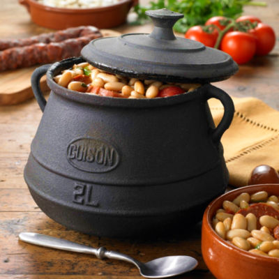 Olla de Hierro – Traditional Stew Pot