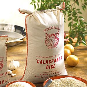 XL  Calasparra Paella Rice by Peregrino