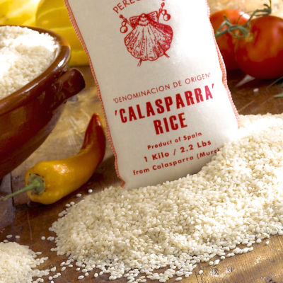 Calasparra Paella Rice by Peregrino (2 Bags)