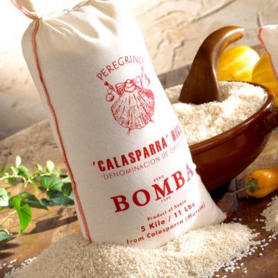 XL Bomba Paella Rice by Peregrino