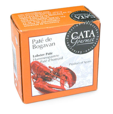 Pate de Bogavante (Lobster Pate)