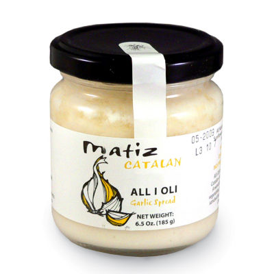 2 Jars of Ali Oli Garlic Sauce by Matiz