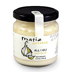 Ali Oli Garlic Sauce by Matiz
