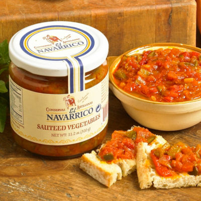 2 Jars of Artisan Spanish Pisto
