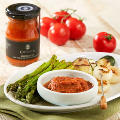 2 Jars of Romesco Sauce by La Chinata