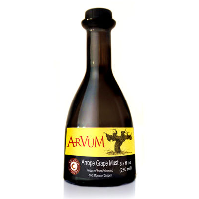 Arrope Grape Must Syrup by Arvum
