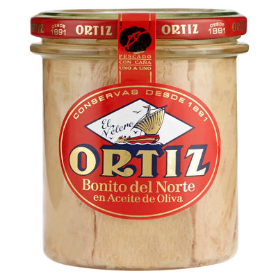 'Bonito del Norte' Tuna in Olive Oil - 6.34oz