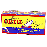 'Bonito del Norte' Tuna in Olive Oil (2 Tins)